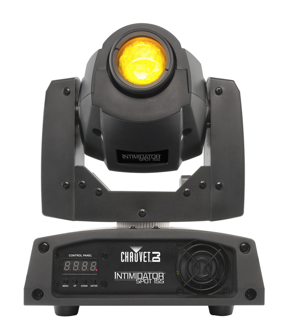 CHAUVET DJ Intimidator Spot 155 IRC LED Moving Head Light - Black