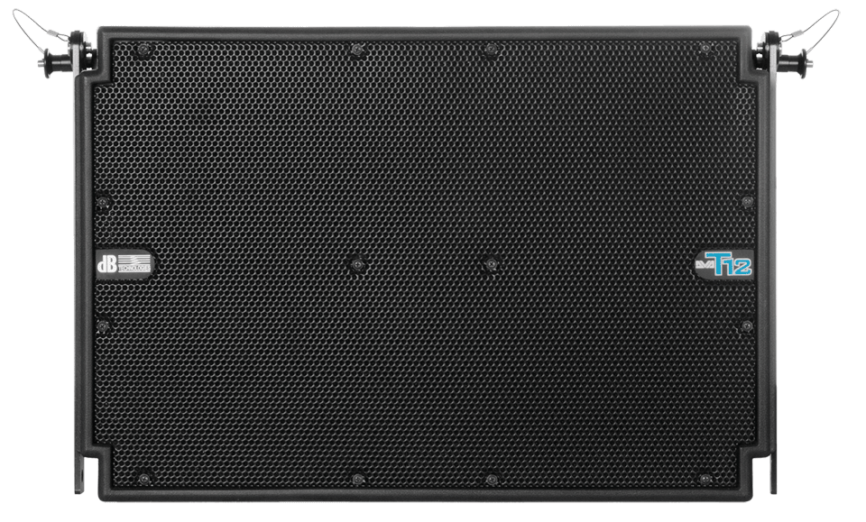 DB Tech DVA T12 Line Array Speaker