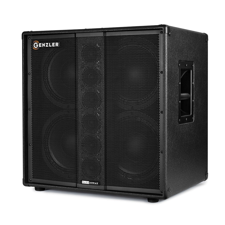 Genzler Bass Array 410-3 1000W 4x10 Bass Amplifier Cabinet