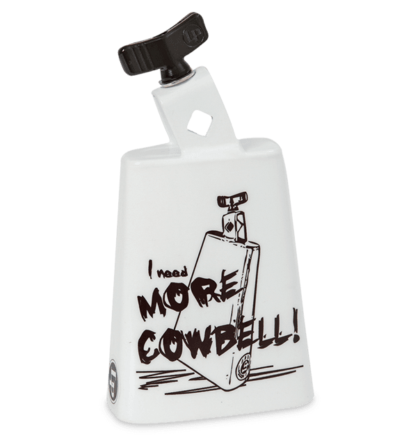 "LP LP204C-MC Collect-A-Bell - ""More Cowbell"""