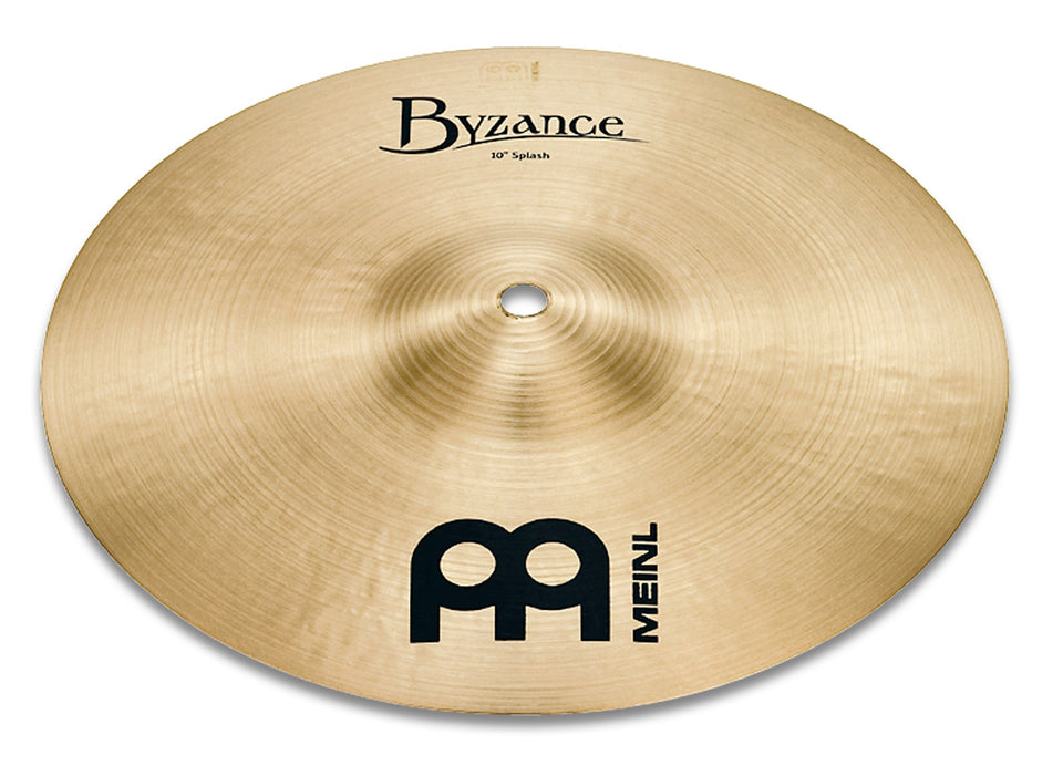 "Meinl 12"" Byzance Traditional Splash Cymbal"