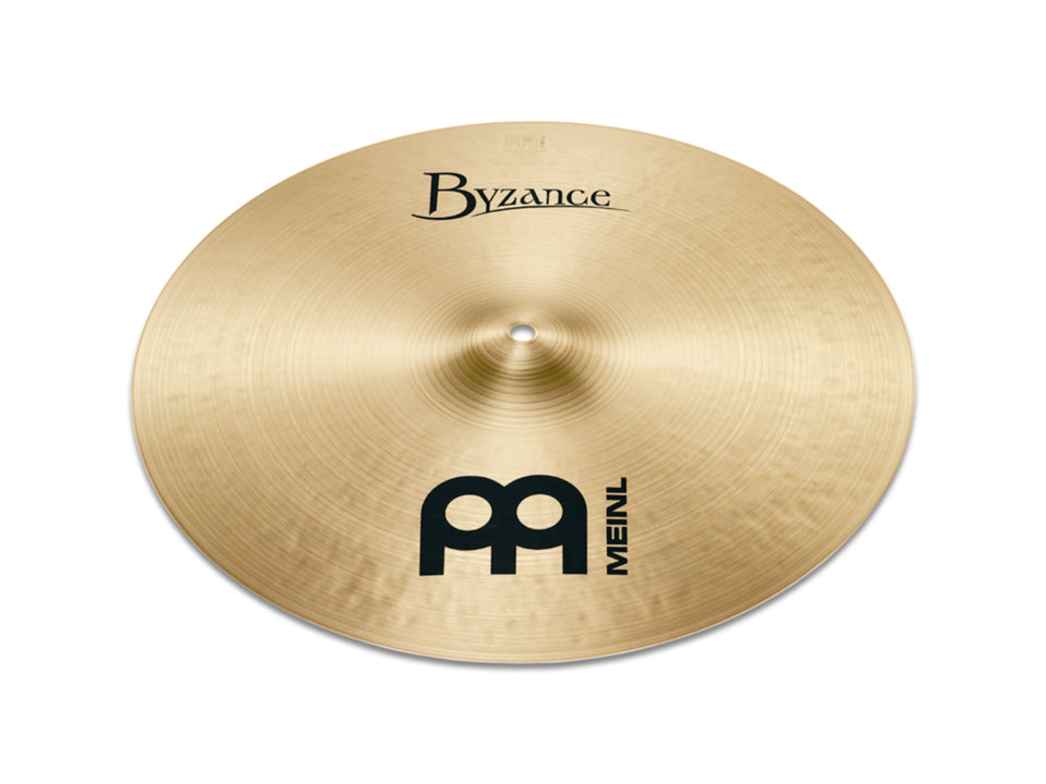 Meinl Byzance Traditional Medium Thin Crash Cymbal