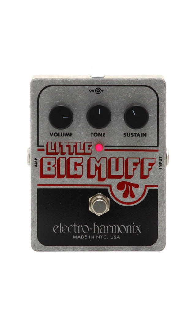 Electro Harmonix Little Big Muff Pi Distortion/Sustainer Pedal