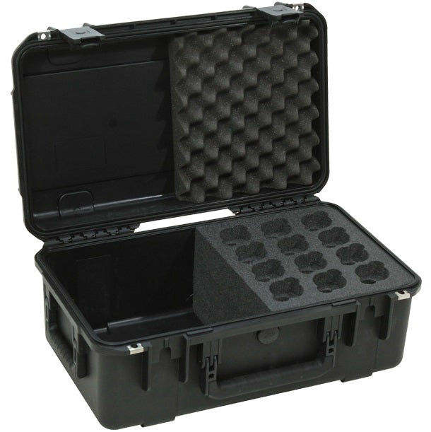 SKB 3I-2011-MC12 iSeries Waterproof 12-Microphone Case