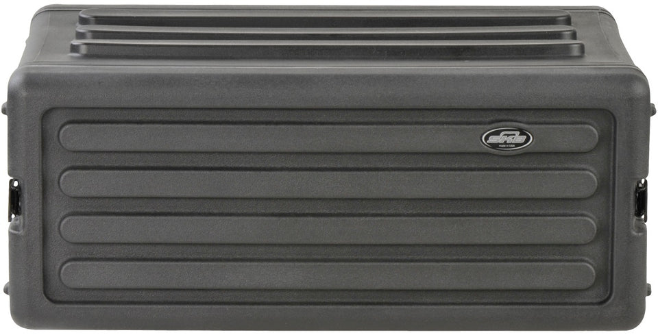 SKB 1SKB-R4S Roto-Molded 4U Shallow Rack Case