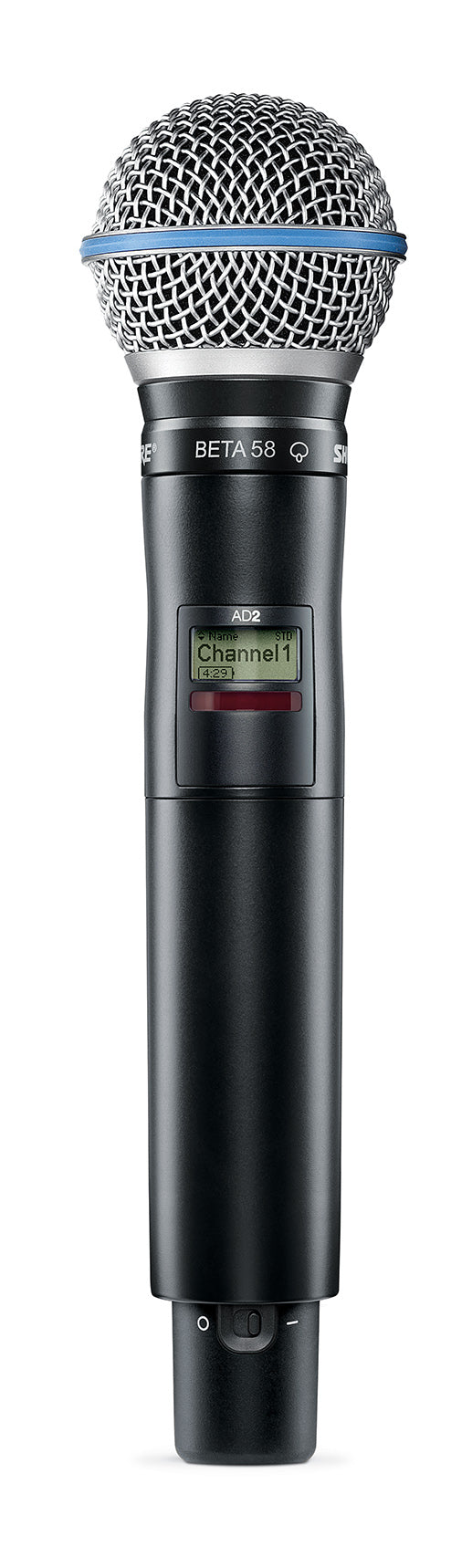 Shure AD2/B58 Axient Digital Handheld Transmitter W/ Beta58 Cartridge
