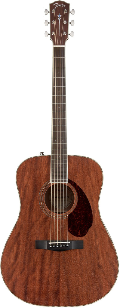 Fender PM-1 Standard Dreadnought Acoustic Guitar, Rosewood Fretboard, Mahogany