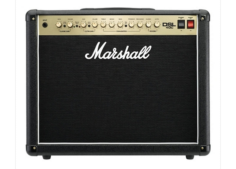 Marshall DSL40C 40 Watt Tube 1x12 Combo Guitar Amp