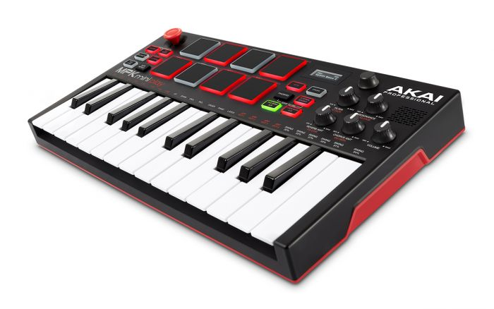 Akai MPK Mini Play Keyboard MIDI Controller