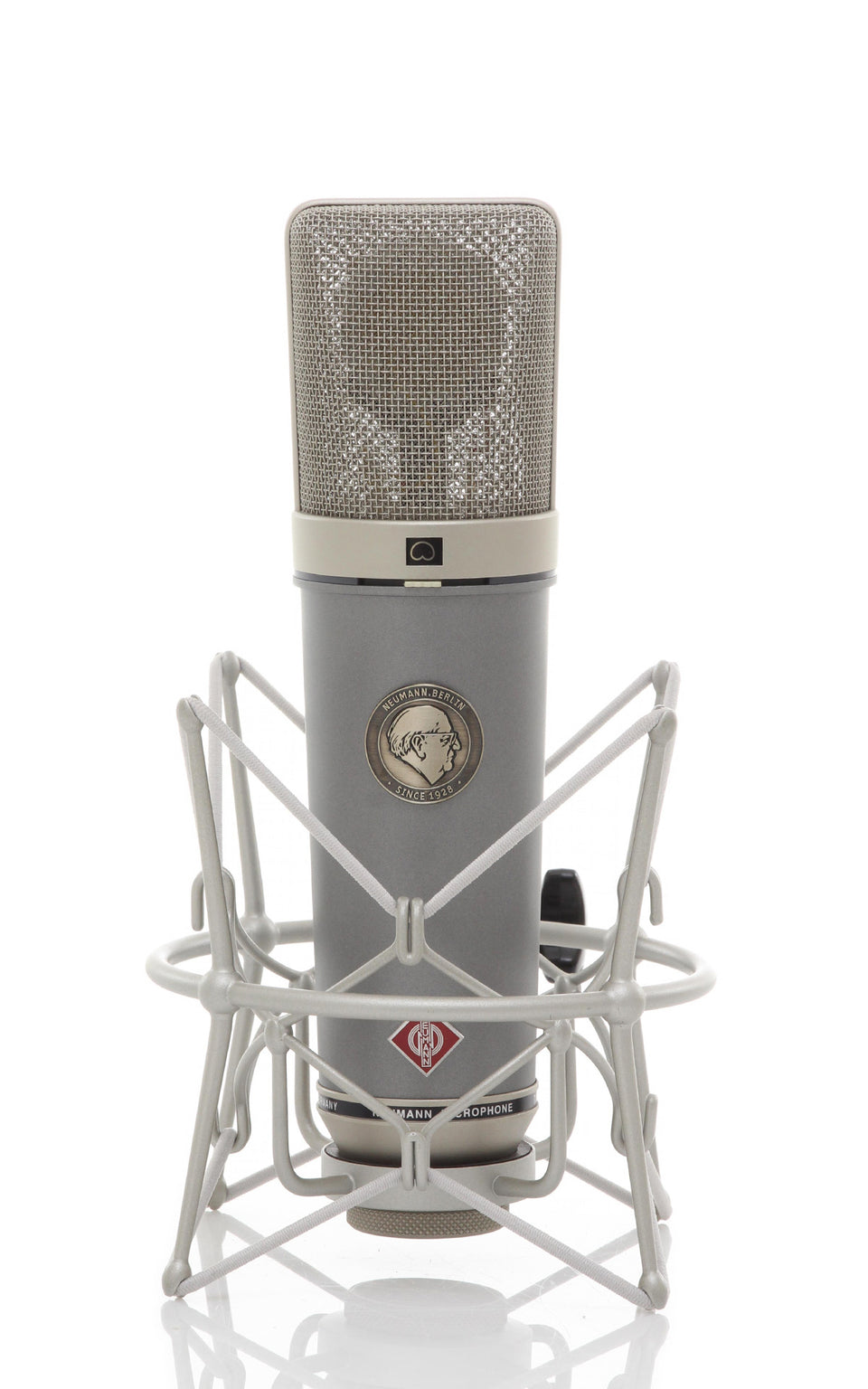 Neumann TLM 67 Set Z Versatile Condenser Microphone With Shock Mount