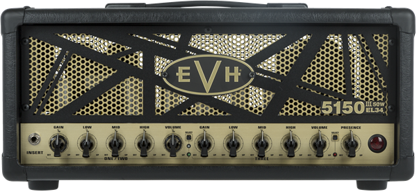 EVH 5150III 50W EL34 Guitar Amplifier Head