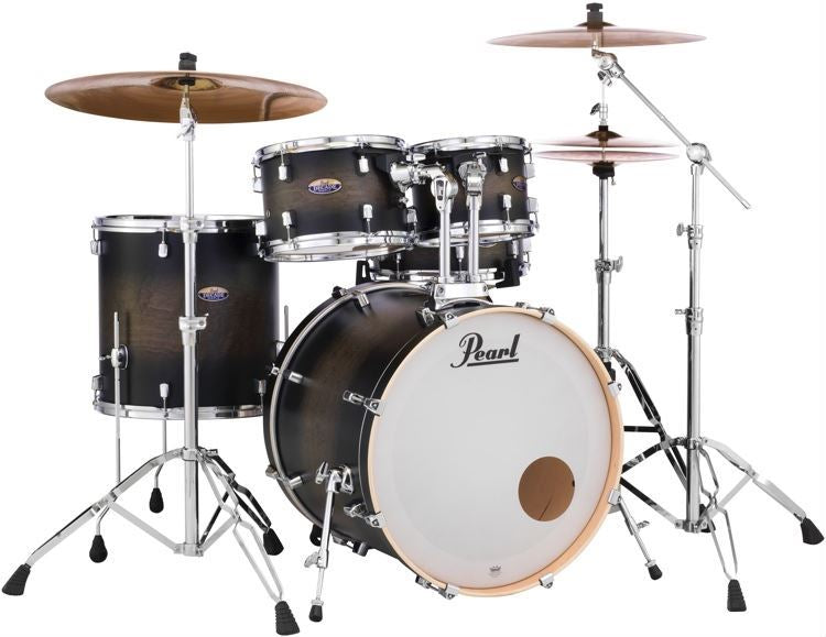 "Pearl Decade Maple 5 Piece Drum Shell Pack w/ 20"" Kick"