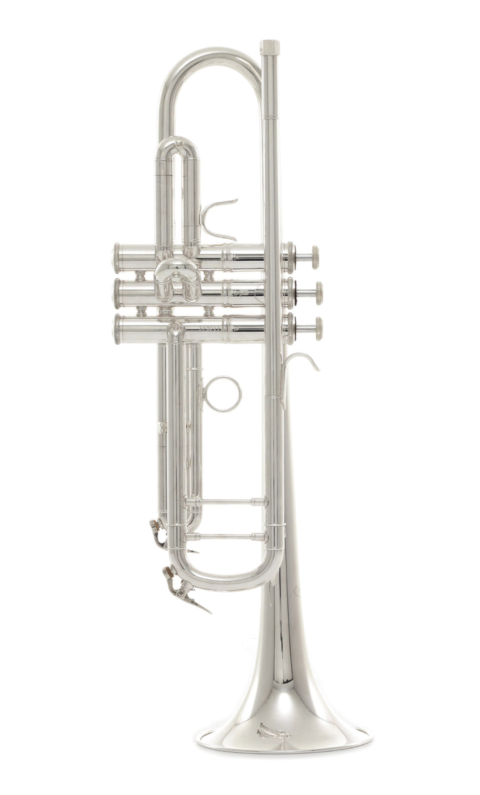 Schagerl TR-420S Academica Student Trumpet - Silver Plated