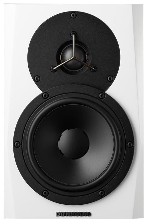 Dynaudio Professional LYD-5 Nearfield Reference Monitor - White