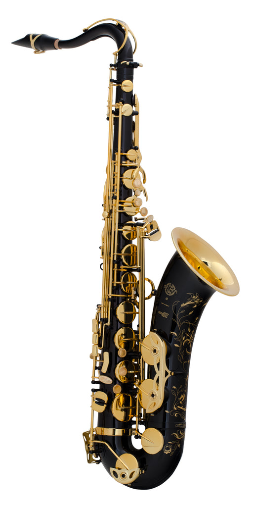 Selmer-Paris Model 64JBL Tenor Saxophone, Black Lacquer