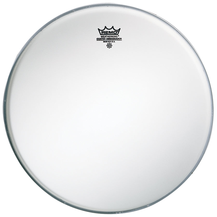 "Remo 16"" Coated Ambassador Bass Drum Head"