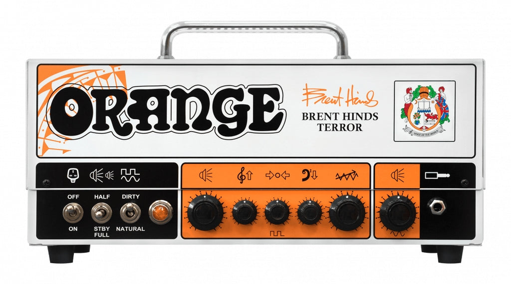 Orange Signature Brent Hinds Terror 15W Tube Guitar Amp Head