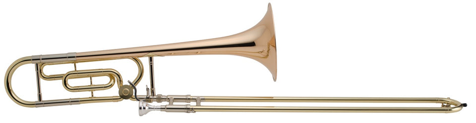 King 608F Intermediate Tenor Trombone Outfit