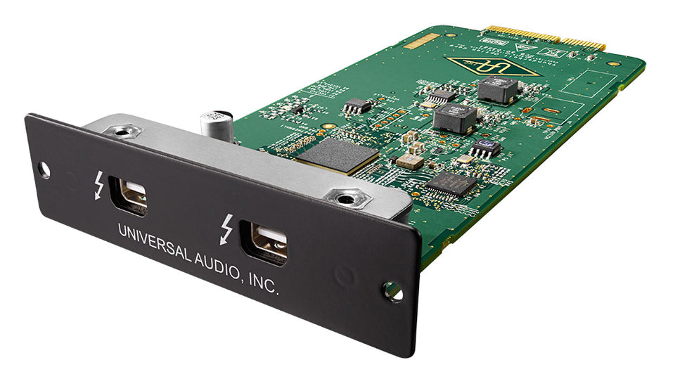 Universal Audio Thunderbolt 2 Option Card