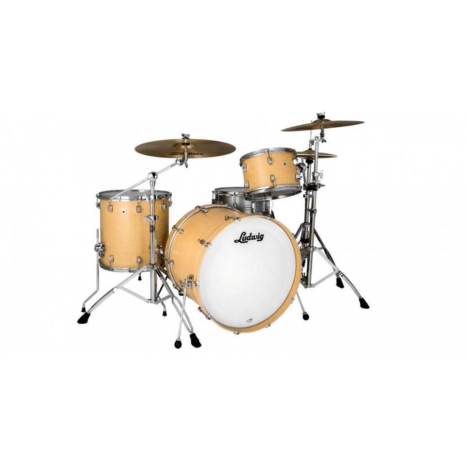 "Ludwig Neusonic 20"" Kick 3-Piece Shell Pack"