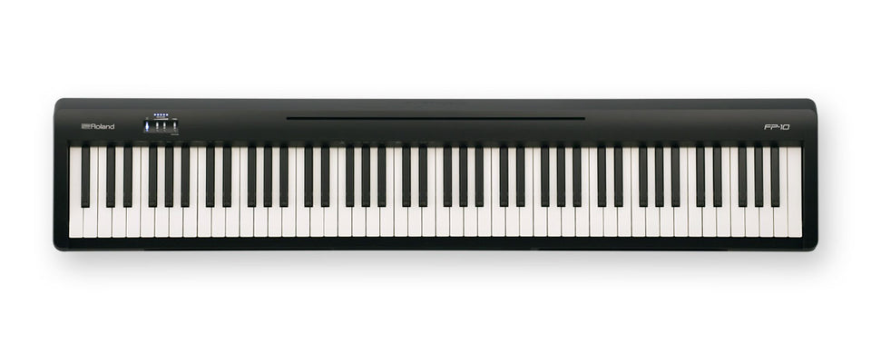 Roland FP-10 Digital Piano - Black