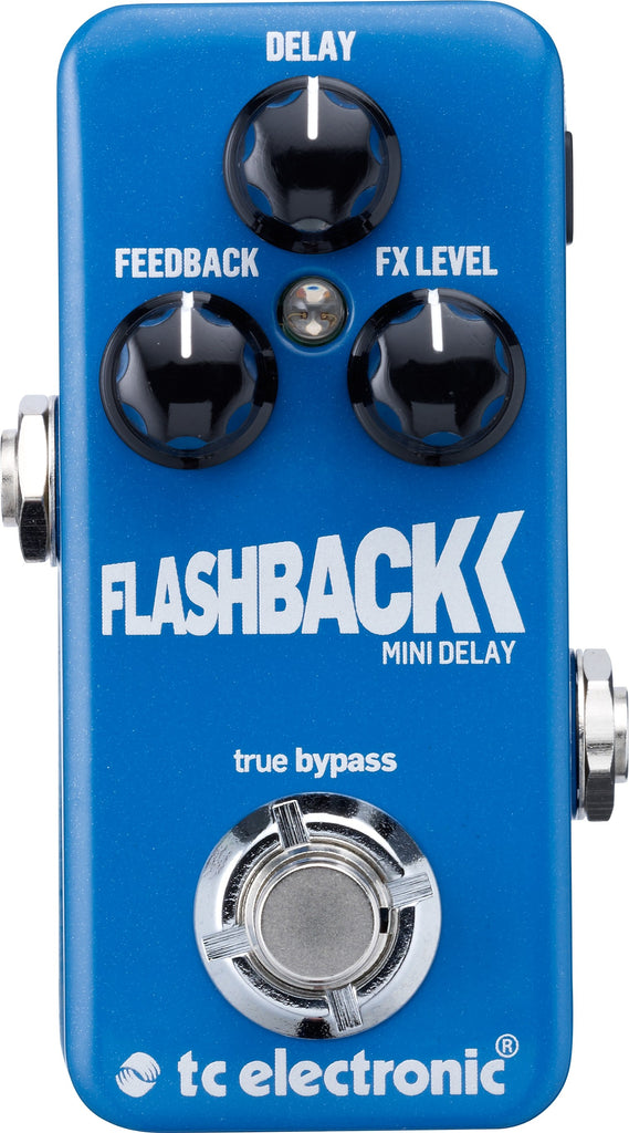 Tc Electronic Flashback Mini : tc electronic flashback mini delay guitar pedal chuck levin 39 s ~ Hamham.info Haus und Dekorationen