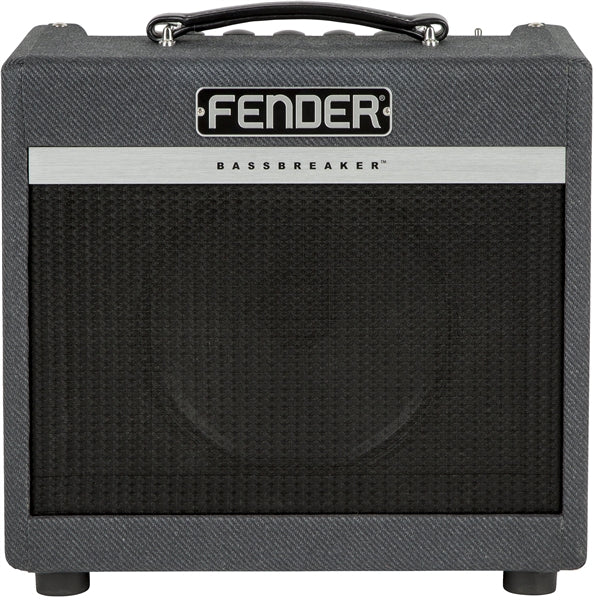 Fender Bassbreaker 7w Tube Guitar Combo - Grey Tweed