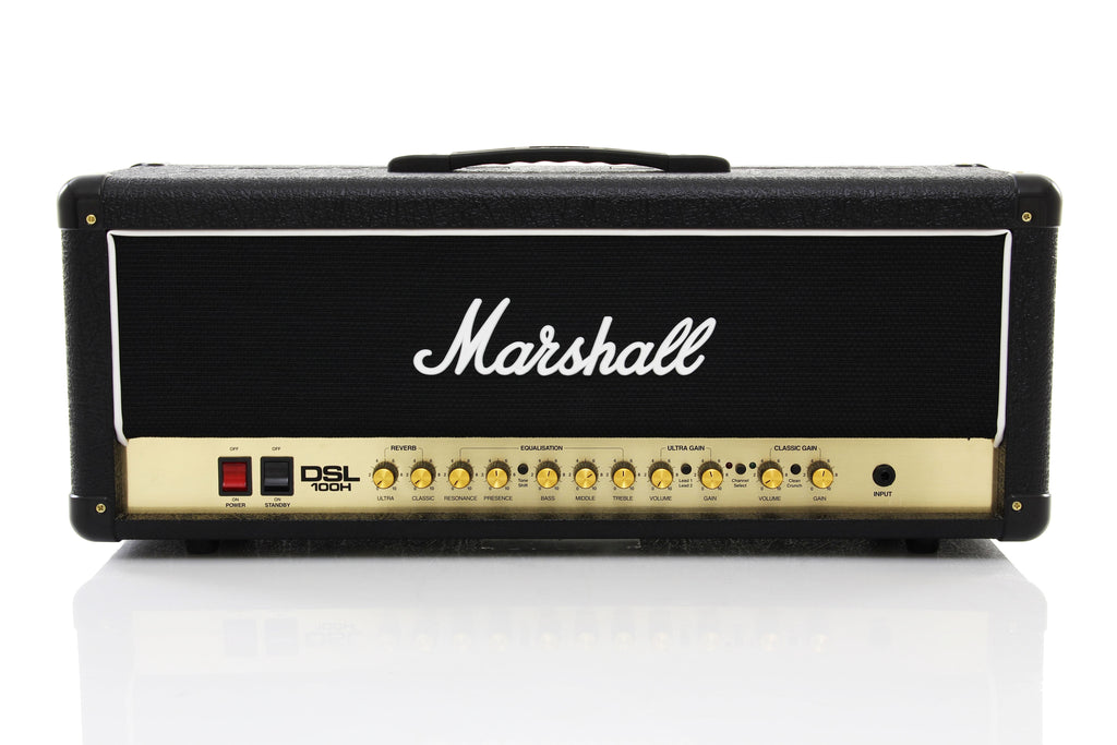 Marshall DSL100H 100 Watt Tube Guitar Amp Head
