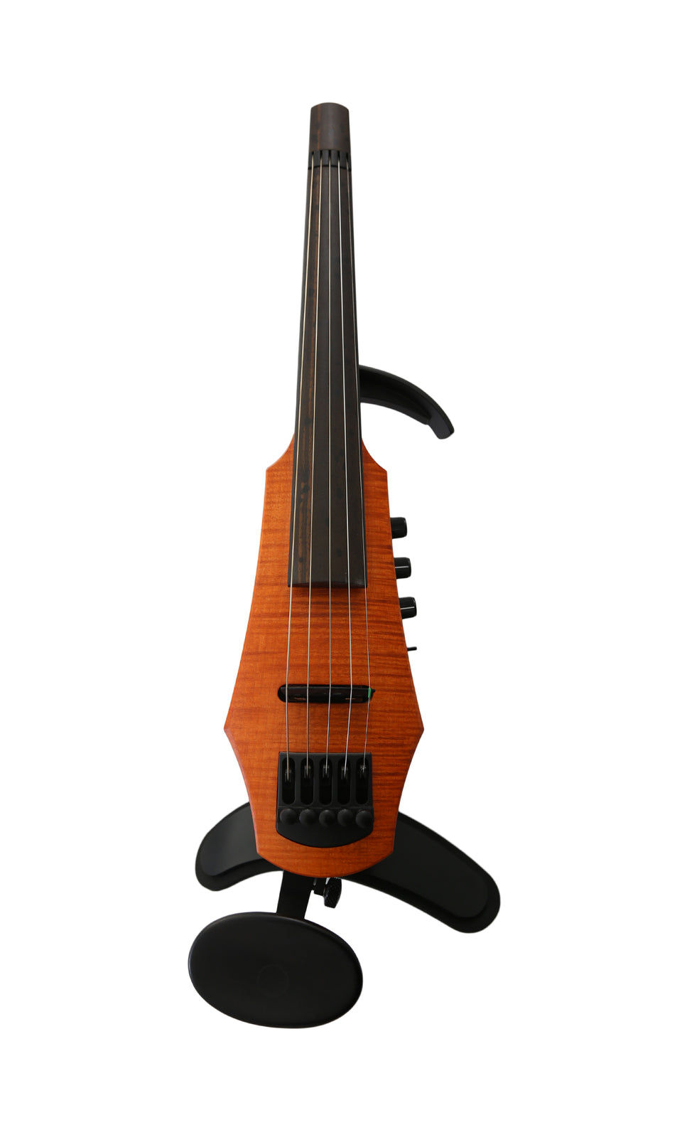 NS Design CR5 CR Series Violin Traditional Amber Stain