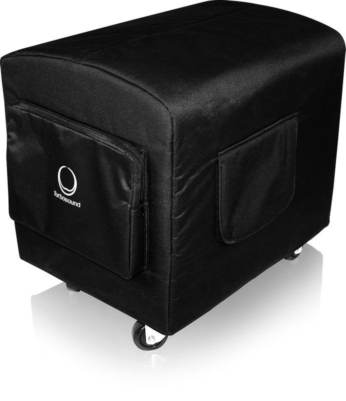 "Turbosound TS-PC15B-2 Deluxe Water Resistant Cover For 15"" Subwoofers"