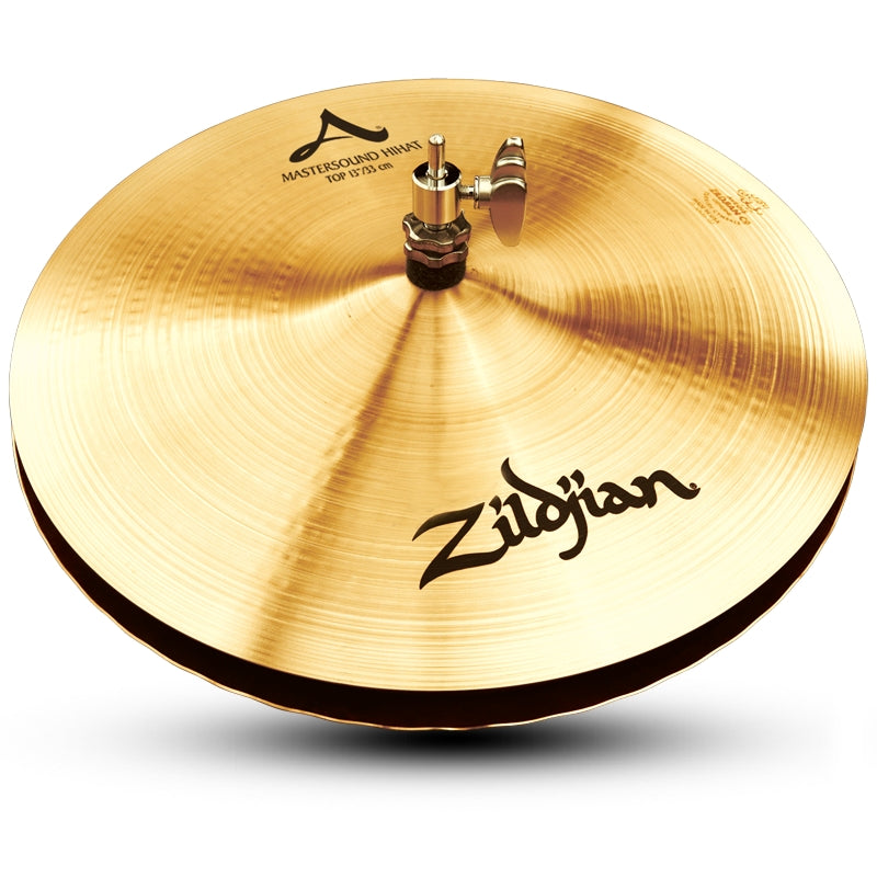"Zildjian 13"" A Mastersound Hi-Hat Cymbal Top"
