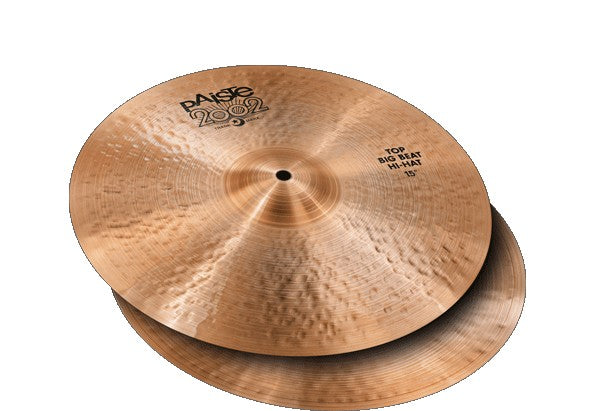 "Paiste 15"" 2002 Big Beat Hi-Hat"