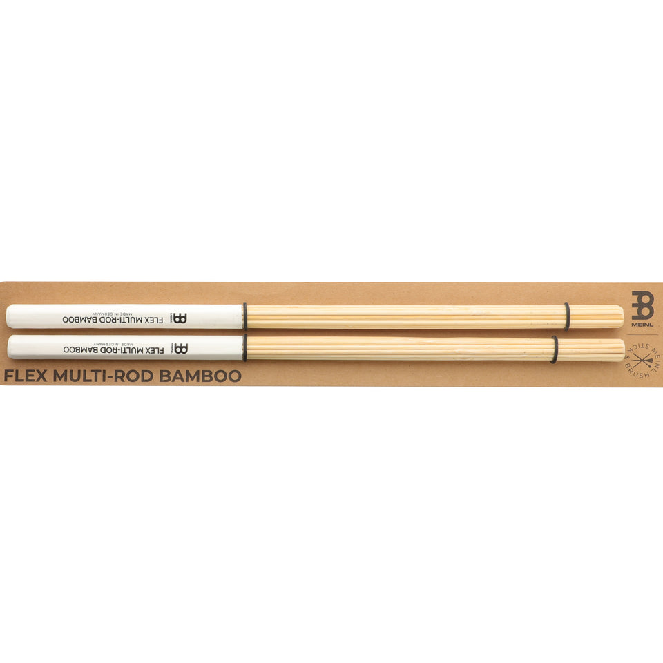 Meinl SB202 Bamboo Flex Multi-Rod Bundle Sticks