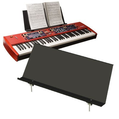 Nord Extra Wide Music Stand For Stage 76/88, Piano, NEHP, And C1/C2/C2D