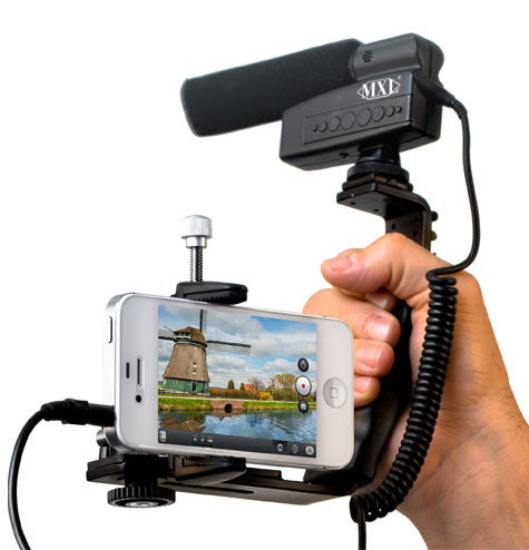 MXL MM-VE001 Mobile Media Videographers Essential Tool Kit