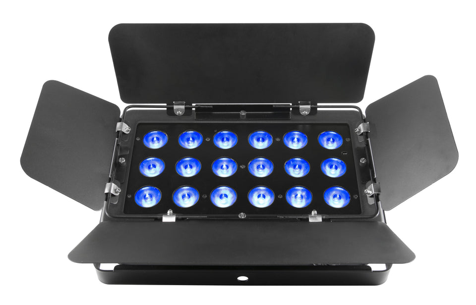 CHAUVET DJ SLIMBANKT18USB 18 Tri-Color Washlight