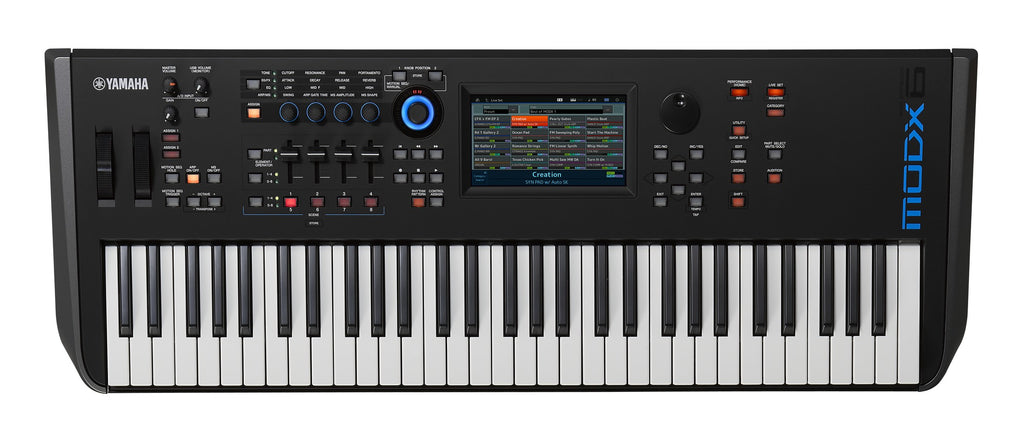 Yamaha MODX6 61-Key Midrange Synthesizer
