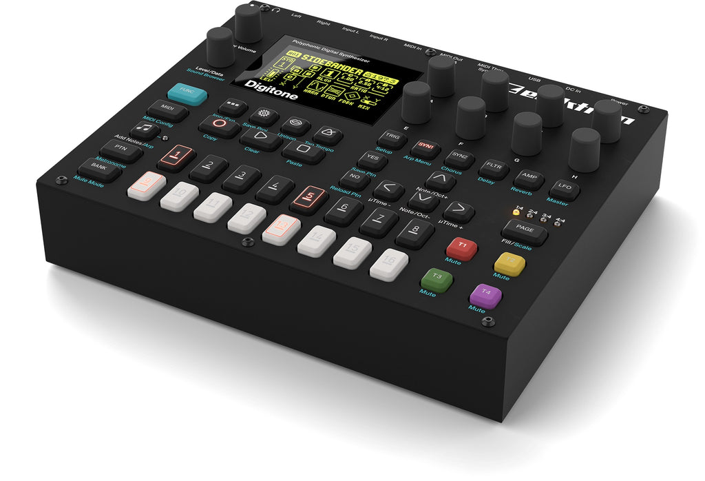 Elektron Digitone Polyphonic Digital Synthesizer