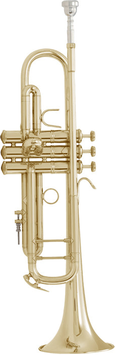 Bach LT18072 Stradivarius B-Flat Trumpet Outfit