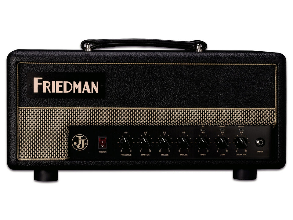 Friedman JJ-JUNIOR Jerry Cantrell 20W 2-Channel Guitar Amplifier Head