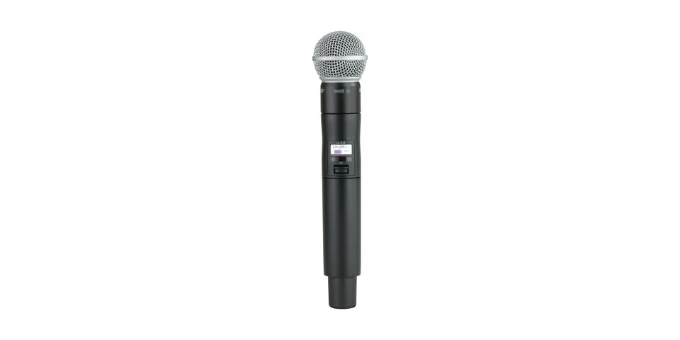Shure ULXD2/SM58-H50 Handheld Wireless Microphone Transmitter
