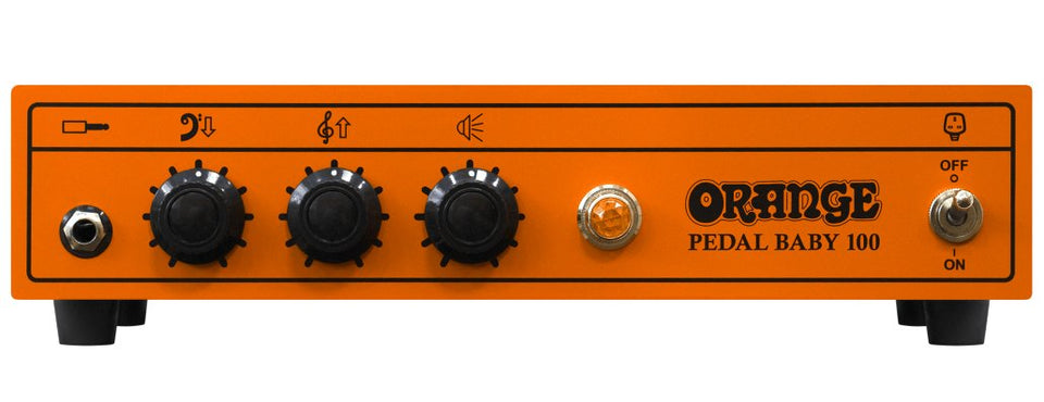 Orange Pedal Baby 100 100W Power Amplifier