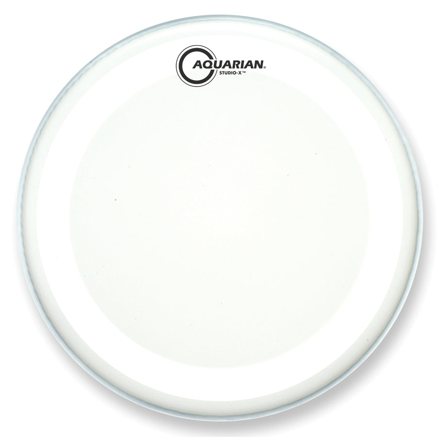 Aquarian Studio-X Texture Coated Drum Heads