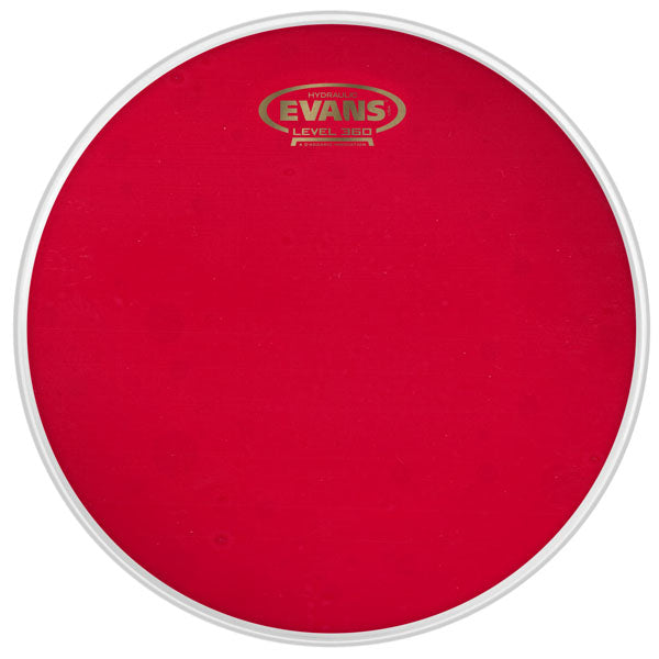 Evans BD22HR 22-Inch Hydraulic Red Bass Drum Head