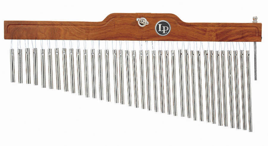 LP LP511 Studio Series Bar Chimes - Single Row, 36 Bars