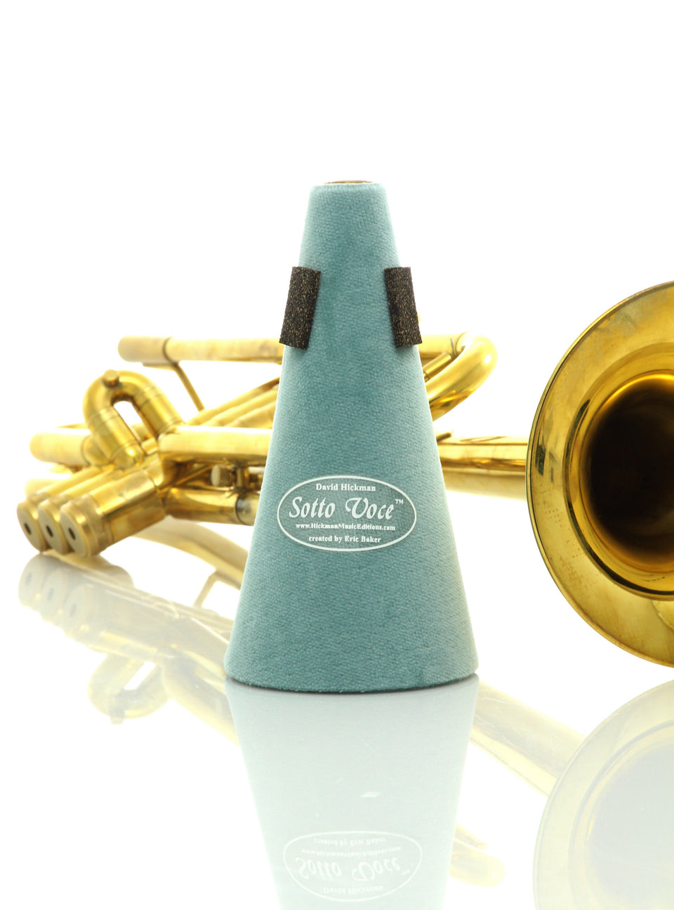 David Hickman Sotto Voce Trumpet Straight Mute