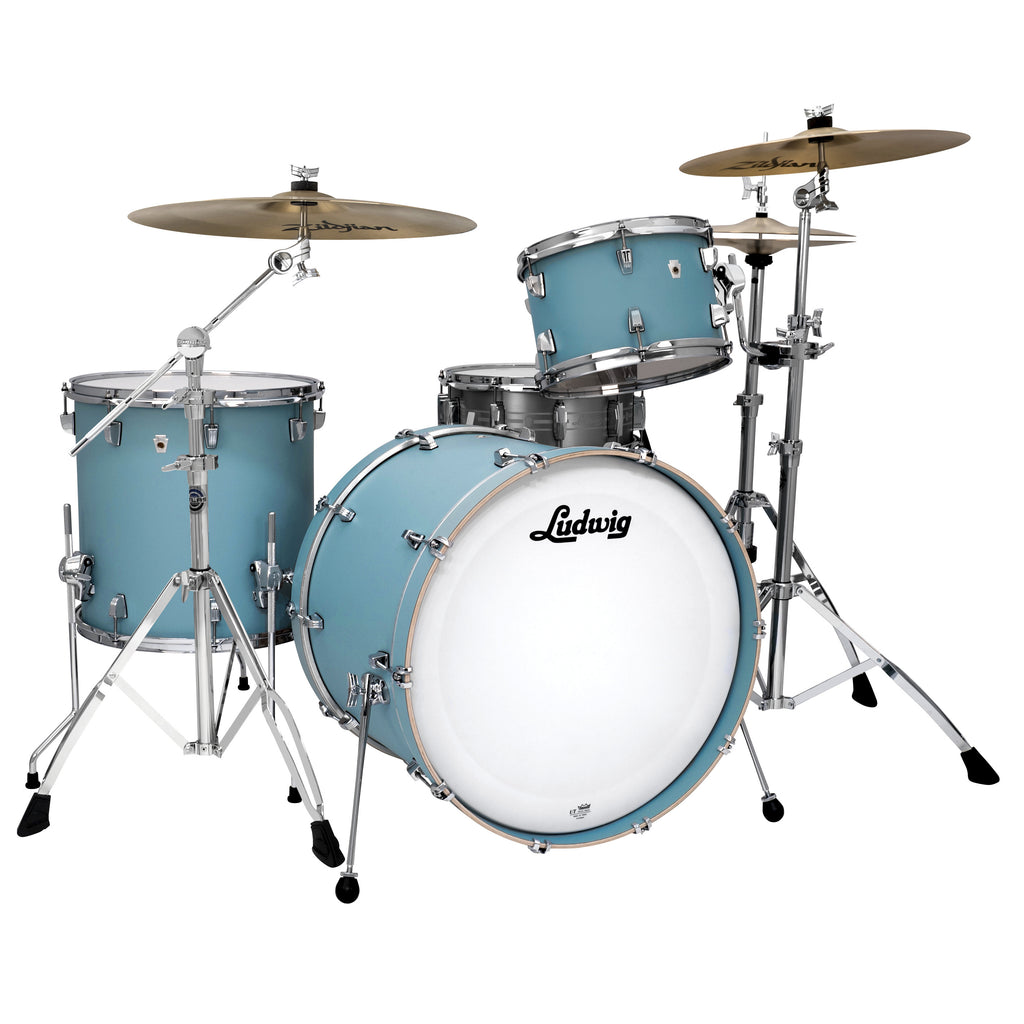"Ludwig Neusonic 22"" Kick 3-Piece Shell Pack"