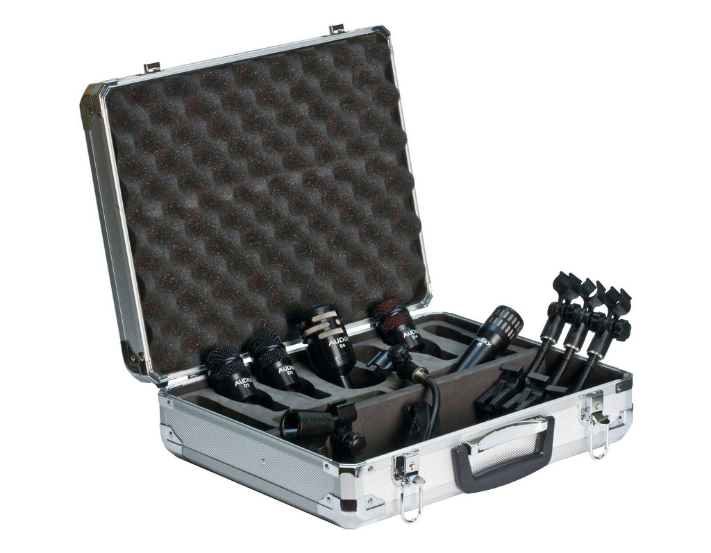Audix DP5A 5-Piece Drum Microphone Package