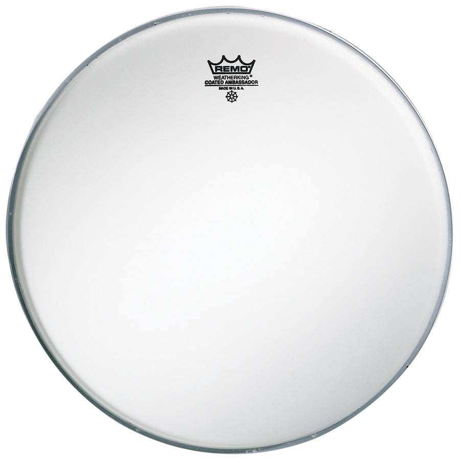 "Remo 20"" Coated Ambassador Drum Head"