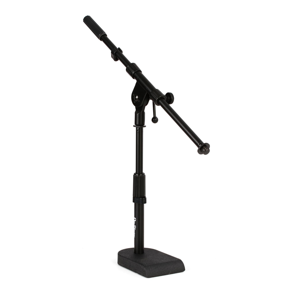 On Stage MS7920B Bass Drum/Boom Combo Microphone Stand